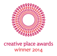 Creative Places Awards Winner 2014